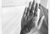 Aah Mehendi Lagayen / All about mehendi designs