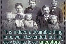 Genealogy / Pages with relevent info for my genealogy
