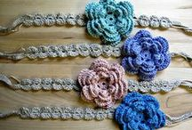 Crochet - Little odds n ends