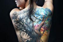 Tattoos / by Skyler Blackwell
