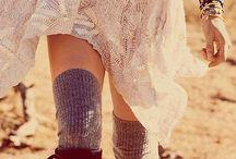 Clothes - Boots & Socks