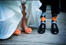 Shoes and socks / Funny style for you and your groom. Hidden details to show.