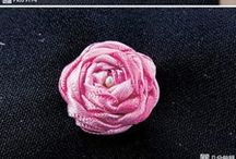 Needlework - Embroidery - Ribbon