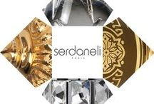 Maison Serdaneli / Serdaneli has a complete collection covering 3 sectors of matching products: bathroom fittings and accessories, door handles and pulling knobs, light switches and sockets.   Plus the know-how and the technical expertise that makes it easy to turn your vision into reality.