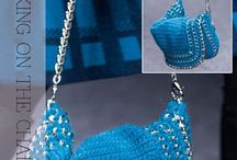 Crochet bag / by ณัฐกานต์ สุประดิษฐอาภรณ์