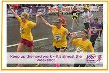 Inspirational Pins / Women's Mini Marathon Inspiration