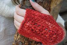 Crochet - Gloves/Wristwarmers
