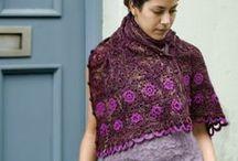Crochet - Ponchos/Shawls/Wraps