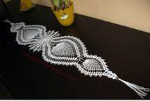 Crochê casa/decoração / croche