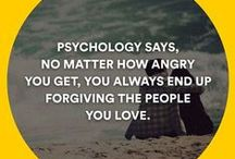 Psychological stuff / interesting psychological facts