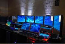 Pc and gaming equipment