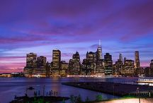 New York City / New York Skyline