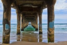 Manhattan Beach Pier / Manhattan Beach Pier, CA