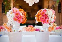 Centerpieces / Centerpieces for events, Weddings but also for your home
