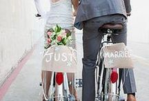 Just Married for cars and more / Just married sign and other decoration for wedding transportation