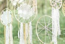 Boho ... bohemian wedding / A trend for your  2016 wedding. Free your style