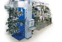 Flexography -  Flexoprinting machines / Flexographic printers - manufacture of parts and construction machinery