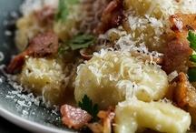 Gnocchi/Gnudi/Pasta/and Italian Yum-o's / by Bonnie Anderson