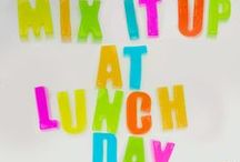Mix It Up at Lunch / National Mix It Up at Lunch Day