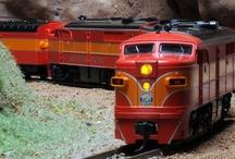 N Scale Railroad Modelling / by Steven Beesley