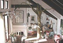 Cosily, fluffy / Home interior