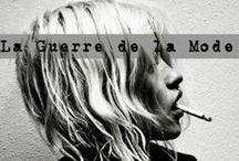 La Guerre de la Mode /  more on my fashion page https://www.facebook.com/laguerredelamode