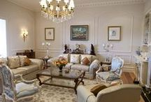 The French Lounge / Inspiration on decorating a lounge in the French style