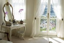 The French Bedroom / Photos from our archives and inspiration for a romantic French style bedroom.