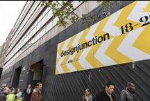 designjunction 2013 signage