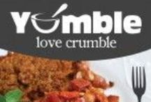 Our savoury crumbles
