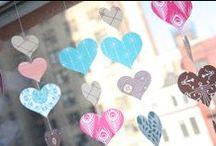 craft for work, valentine day