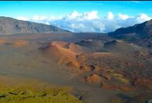Hana & Haleakala Helicopter Tour / We offer a 45 minute tour of the lush valleys on the East side of Maui, including Hana. Tour the waterfalls and dormant  volcano known as Haleakala.  Our 60 minute tour offers all of the above and includes the rainforest in the West Maui Mountains. #AirMaui #Maui #MauiTours
