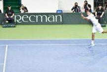 Polska - Chorwacja Davis Cup / Recman jest Oficjalnym Sponsorem Reprezentacji Polski Mężczyzn w Tenisie oraz Oficjalnym Dostawcą strojów na mecz Polska - Chorwacja w Davis Cup.