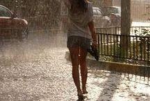 rain / by roberto gonzalez