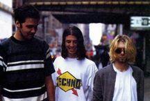 Nirvana / My favorite band / by Violet Vigen