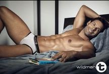 WildmanT Lifestyle Images / WildmanT men's underwear and swimwear lifestyle images for use of websites carrying the WildmanT Brand