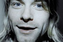 Kurt Cobain / One of my favorite musicians / by Violet Vigen