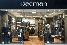 Recman - Shop Concept / Salon w M1 Marki to jeden z pierwszych salonów Recman w Polsce wykonanych wg nowej koncepcji wizualnej. Profesjonalnie i kreatywnie przygotowane wnętrze oraz witryna zapewniają Klientom poczucie wyjątkowości oraz swobodne i komfortowe zapoznawanie się z kolekcjami Recman. Wystrój salonu podkreśla wartości wyróżniające markę Recman oraz w subtelny sposób nawiązuje do wyjątkowo stylowego sportu, jakim jest tenis.