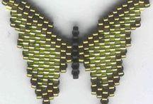 Brick stitch -peyote