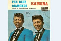 Muziek jaren '60 en '70.