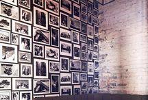 Pictures wall / Ou comment exposer ses plus beaux souvenirs