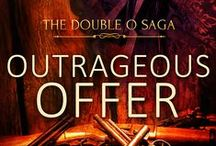 The Double O Saga / Who doesn't love cowboys? The series follows the O'Neals through the generations, telling the family's stories of determination, both in overcoming their bad luck and in finding lasting love. Totally Bound Publishing