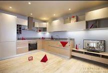 Modern Kitchens - Cucine Moderne / Cooking is great but even greater in a wonderful kitchen. Home Decor Ideas. Arredare gli interni con stile: i mobili per una cucina perfetta fanno diventare il cucinare ancor più piacevole.