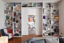 Wonderful Living Rooms - Eleganti Soggiorni / Furniture Inspiration for the LivingRoom - a perfect combination of design and style. Creazione ambienti perfetti con mobili di design per la zona giorno, librerie e complementi d'arredo.