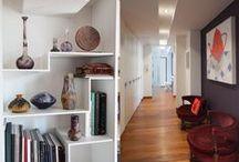Well Organized Hallways - Ingressi Perfetti / More than just entryways: stylish furniture inspiration. Arredare gli ingressi con stile.