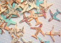 Confetti Time! / Da un toque de color en cualquier celebración y es esencial para que los invitados os lancen el día de vuestra boda, pero... ¿Sabías cuántas formas diferentes de confetti existen? ¡Mira!
