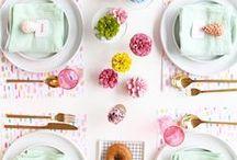 Mesas de boda niños | Kids Wedding Tables