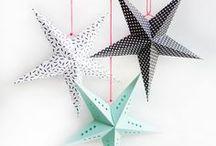 We ♥ Paper / Muchas ideas utilizando algo tan sencillo como es el papel. Nos enamoran todas estas cosas bonitas.