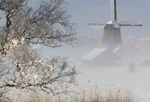 Winterlandschappen.