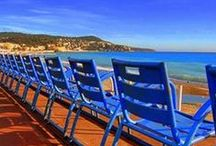 Nice / Between Cannes & Monaco, Nice is well known as a charming city. Perfect stay for a first experience on french riviera. #rivieracollections #staywithus #visitnice